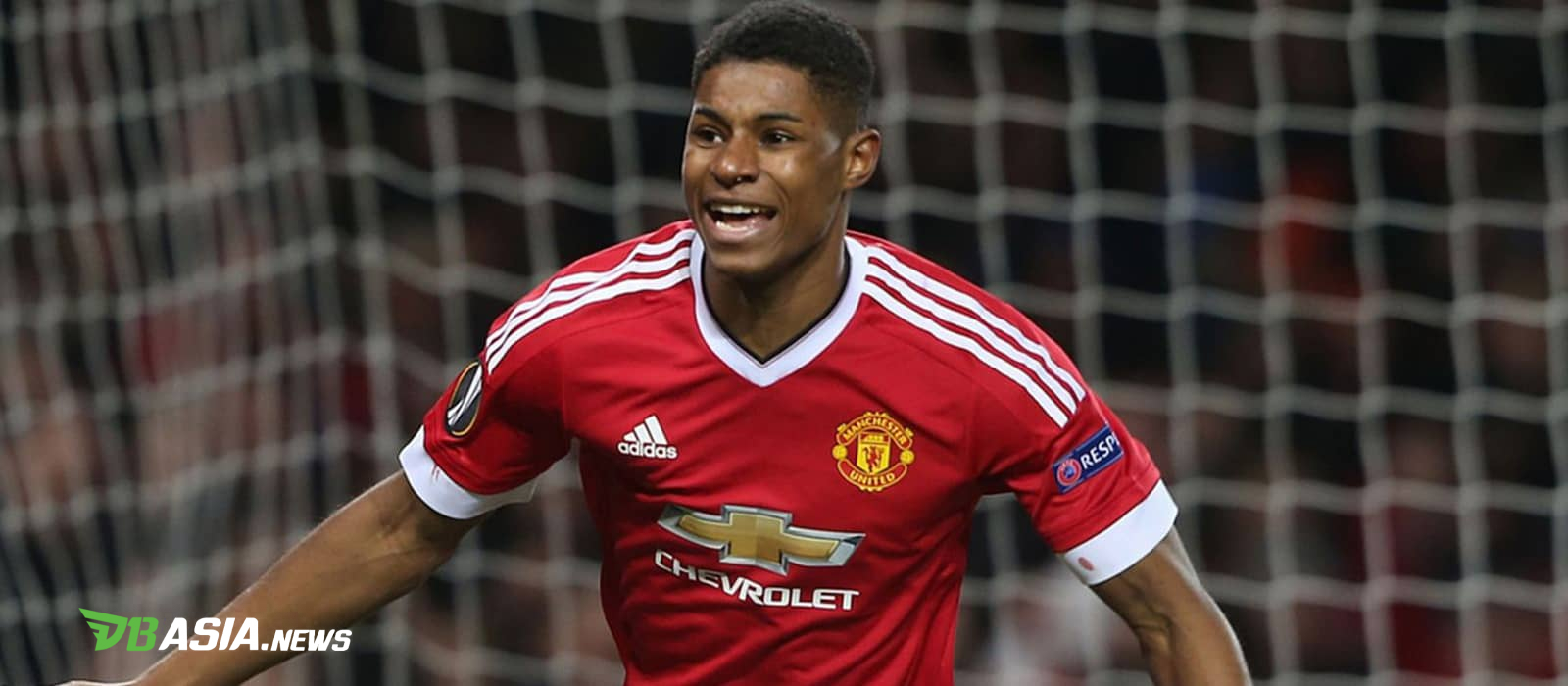 big sale a84a3 7cba2 DBAsia News | Rashford Reason to Change the Jersey Number to ...