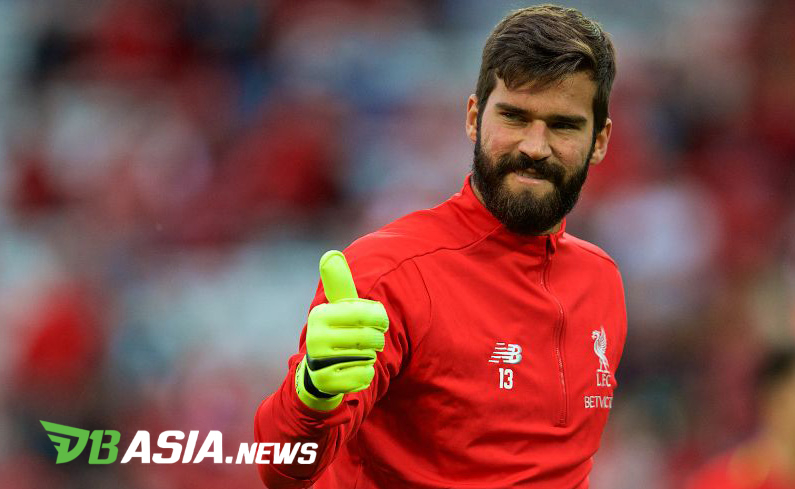 2c4fbc3f00d Alisson Will No Longer Wear the Number 13 at Liverpool. By news-admin. Alisson  Becker