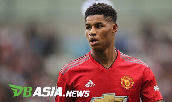 Dbasia News Marcus Rashford Demands A Salary Increase At Manchester United Dbasia News