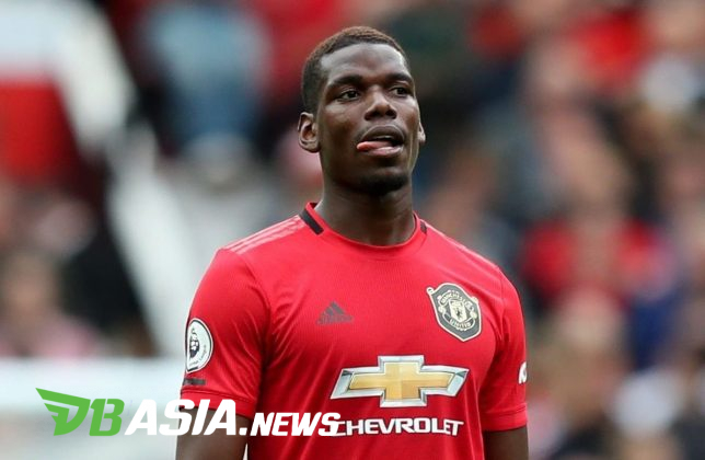 reducir Ahorro mezclador  DBAsia News | Thanks to Sponsor Engagement, Paul Pogba Stayed at Manchester  United - DBAsia News