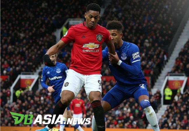 Dbasia News Solskjaer Satisfied With The Draw Results Of Manchester United Vs Everton Dbasia News