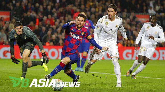 Dbasia News Real Madrid And Barcelona Cohesively Failed The Copa