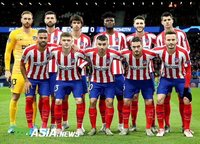 Dbasia News Covid 19 Pandemic Atletico Madrid Cut All Employees Salary Dbasia News